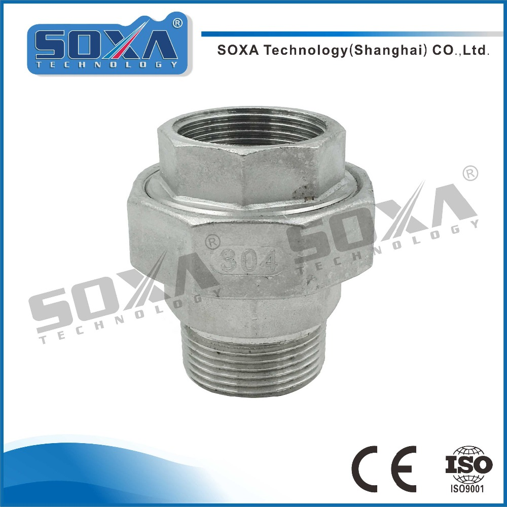 304 stainless steel male female thread Reducing Bushing