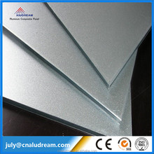 6mm Aluminum Plastic composite sheet for exterior wall cladding
