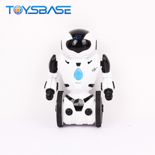 China Wholesale Toys RC Dancing Driving Robot Toy With Sound And Light