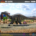 Hot sale realistic theme park outdoor dinosaur