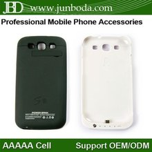 hot selling external battery power bank charger Case For Samsung Galaxy S3 i9300