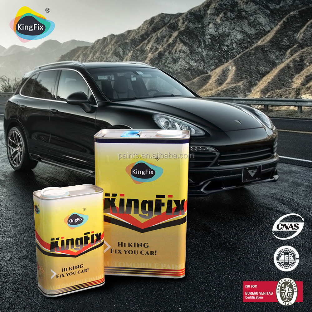 China suppliers competitive price 2k automotive car paint