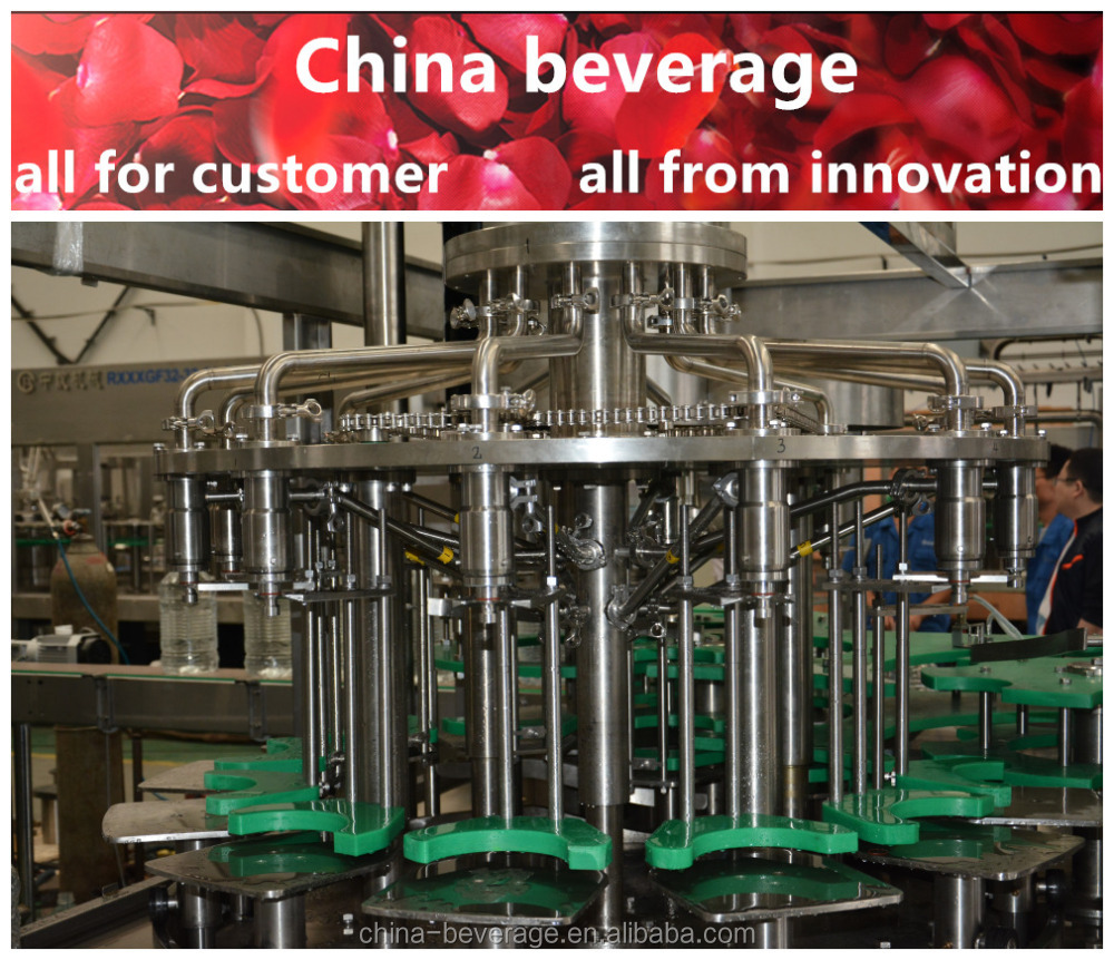 High quality soy-bean oil filling machine for 3-5l pet bottle factory