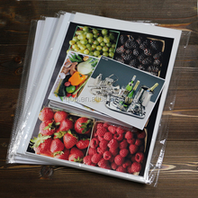wholesale waterproof rc double sided satin inkjet photo paper for hp printer for album 280gsm