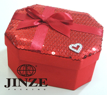 Ornamental Elegant Shape Pretty And Colorful guess gift box