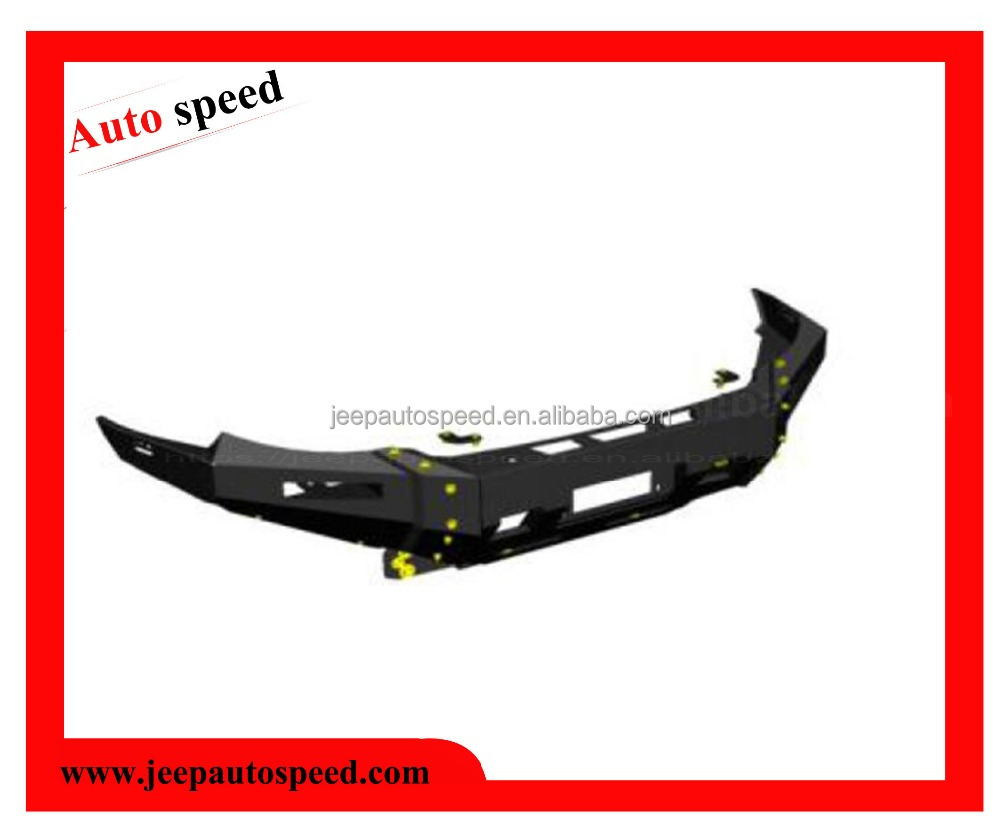 Front bumper for Ford Ranger T7 2016 With light