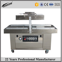 DZ600/2S Double Chamber Vacuum Packing Machine for Food Clothes Fruit Vegetables