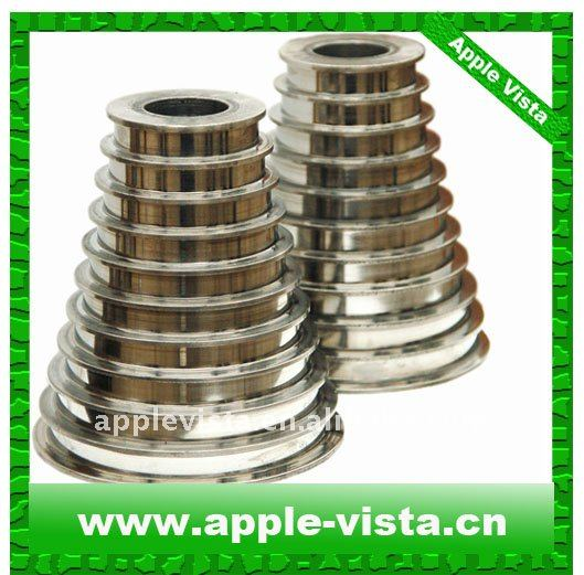 Tungsten Carbide Adjustable Belt Wheel Capstan