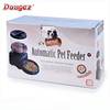 Manufactory supplier New design Auto dog food feeder,automatic pet feeder