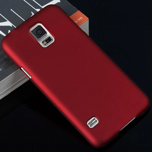 Ultrathin Hard Plastic Back Cover Slim Case for Samsung Galaxy S5 I9600