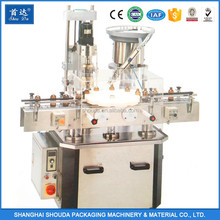 Automatic Seafood Sauce Aluminum Can Screw Cap Machine
