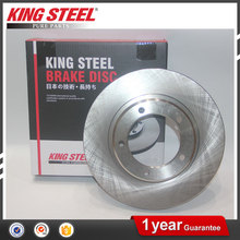 KINGSTEEL Car Spare Parts brake disc rotor for toyota land cruiser 43512-60140