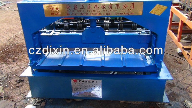 High Speed C12 Roof Panel Roll Forming Machine