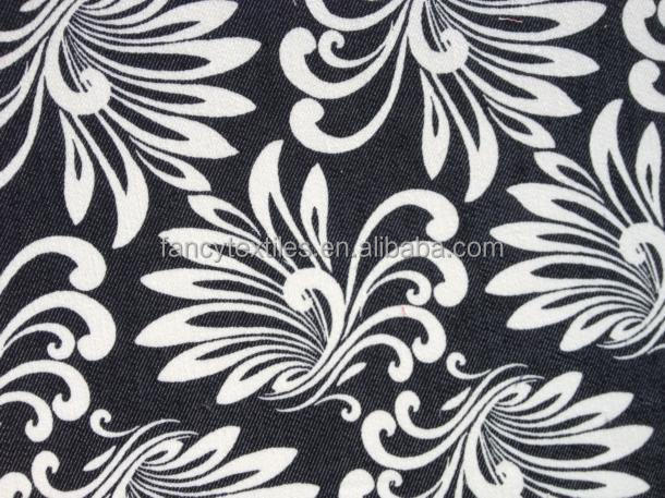 26*200D+70D 109*68 TWILL PRINTED FABRIC