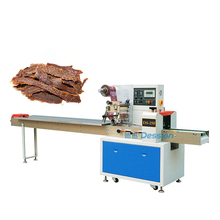 Automatic beef jerky packing machine