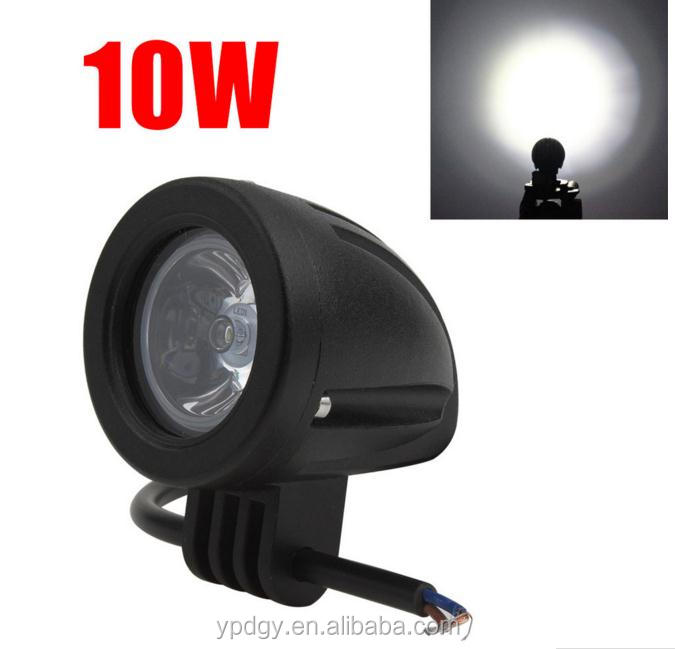 Handy 7inch 10w offroad led work light Led Auto Working Light spot/flood beam work light