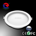 2016 newest anti-scratched led ceiling downlight 24w 210mm hole size