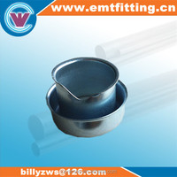 High quality best price factory directly sales metal flexible conduit steel ferrule