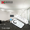 Bincolor T1+R1-PWM5V dimmer RF touch remote PWM5V led signal dimmer