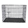 High quality wire mesh indoor dog cage large iron insulated dog house
