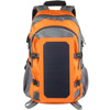 New Type 40L Outdoor Solar hiking &camping laptop backpack
