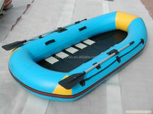 HOT!!! 2015 china factory PVC inflatable pontoon boat