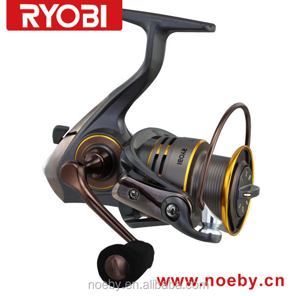 Ryobi reels japan ncrt fishing reel slam 4000 ryobi for Japanese fishing reels