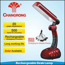 Table Lamp Desk 9W Reading Desktop Learning Book Light