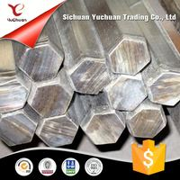stainless steel solid hexagonal bars