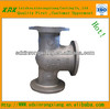 China Style Casting And Forged Ball Valve Body Valve Parts
