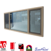 China Suppliers Wind Proof 3pane Aluminum