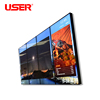 New products seamless splicing did lcd video wall supper narrow 0mm bezel