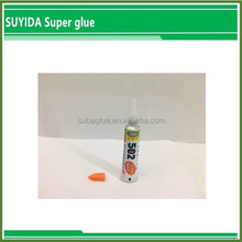 super strong cyanoacrylate adhesive 15g glue for wood metal toy
