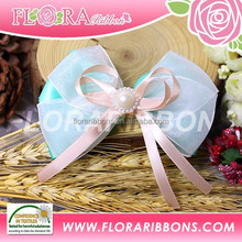 2015 new hair accessory with Princess Hairclips -- Pearl dream bow