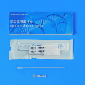 sample collection kit  FDA Certified Factory  Genetic Test Buccal DNA Sample Collection Kits Sequence  buccal swab kit