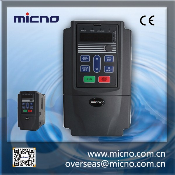 AC VFD VSD manufacturers from 0.4KW to2.2kw VF and Vector control