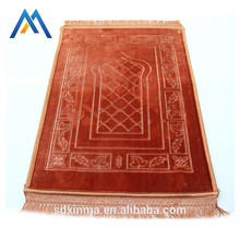 wholesale anti-Slip memory foam islam / prayer mat