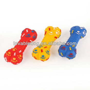 New pet products Bone rubby dog toys & talking pet toys from chna