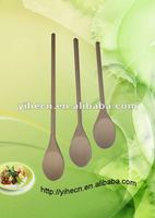 wooden salt spoon