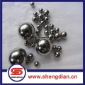 "3/8""G100 AISI52100 chrome steel balls used for bearings payment by Kunlun Bank"