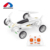 Dual Purpose Remote Control 4CH RC Flying Car Quadcopter Drone Wifi with Led Light