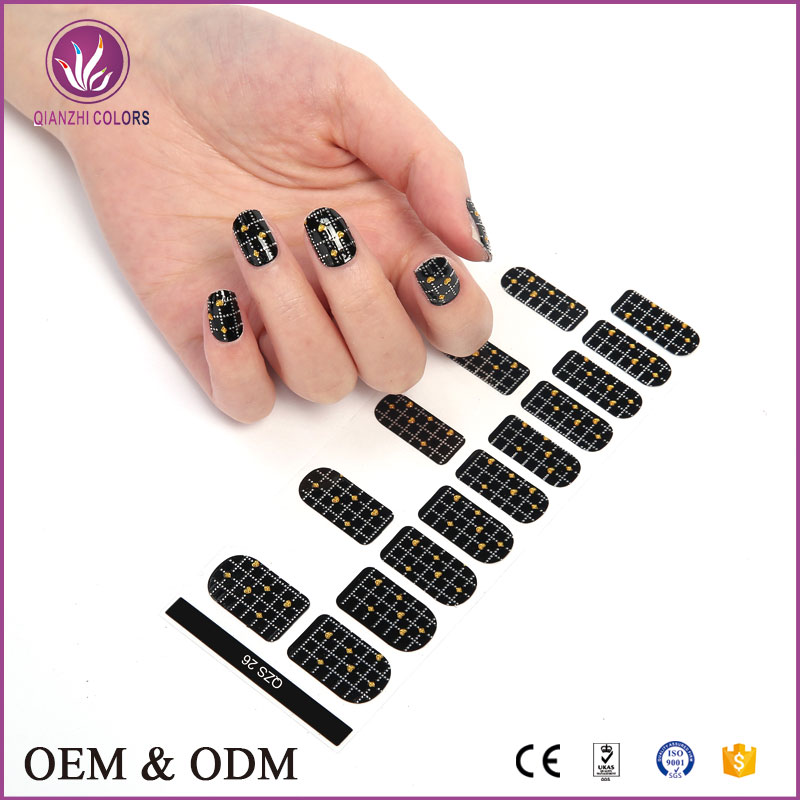 Best Selling&Good Quality 12 Different Designs Nail Sticker Printer for Hollow Nail Sticker