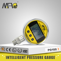 Battery Powered High Resolution LCD Display Vacuum Pressure Gauge Price
