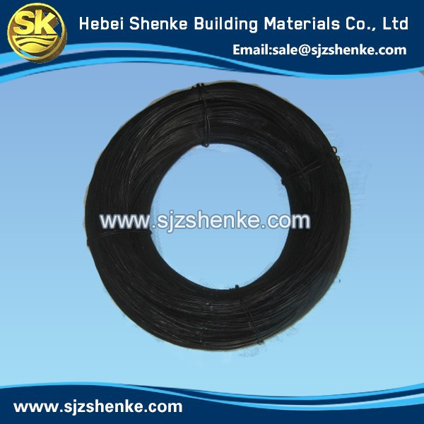 Roll or Spool Binding Black Annealed Wire ( Gold Supplier )