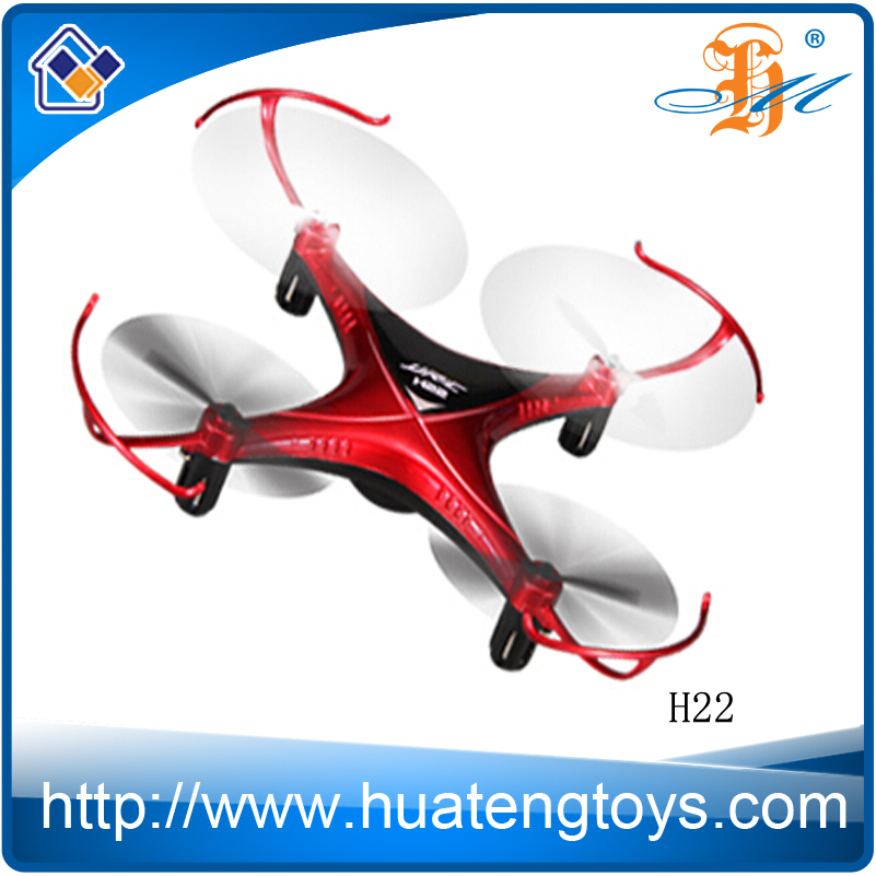 Professional H22 2.4G 4CH RC Drone 3D Inverted Flight Mini RC Quadcopter RTF Headless Mode drone