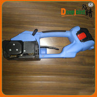 battery operated pp/pet/plastic packing tool