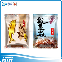 plastic bag food vacuum sealer/reusable vacuum cleaner bag