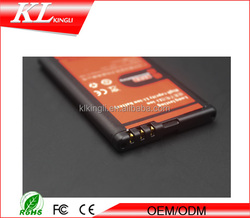 High capacity mobile phone battery BL-5J For Nokia 5230 5230 5800 with 1450mAh