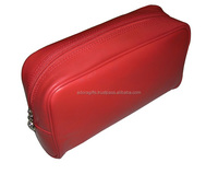 Cheap Leather Cosmetic Bag / pu cosmetic case / high selling makeup kit wholesale