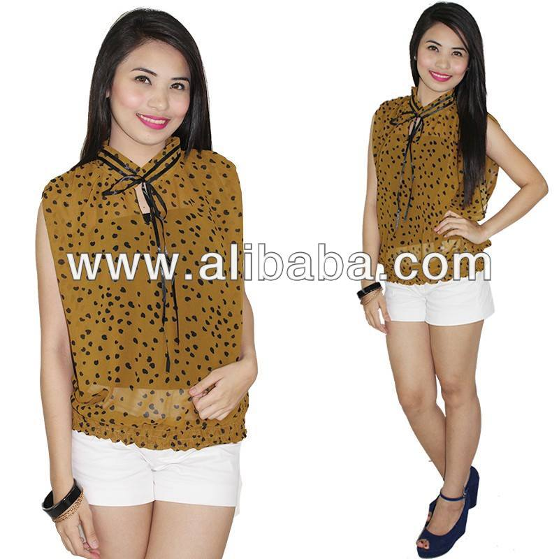 Best seller blouses 2014